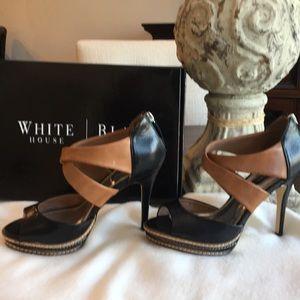 Whitehouse BlackMarket size 7 heels